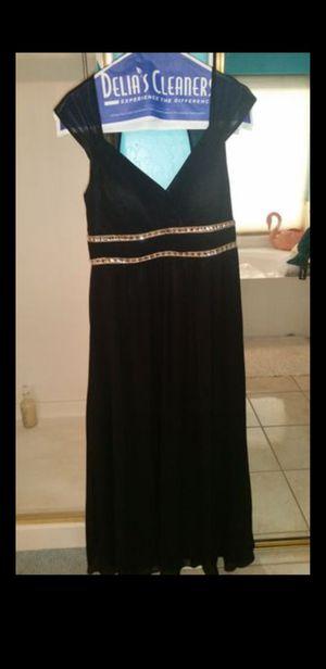 Black prom or formal dress for Sale in Glendale, AZ