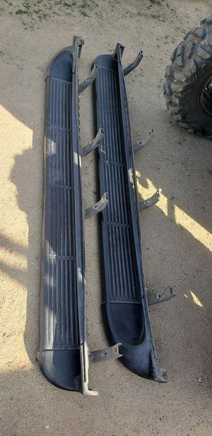 Chevy tahoe 2 door sidesteps for Sale in Menlo Park, CA