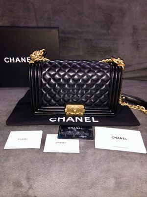 Chanel LeBoy leather bag for Sale in The Bronx, NY