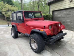 Jeep Wrangler 1992 for Sale in Dacula, GA