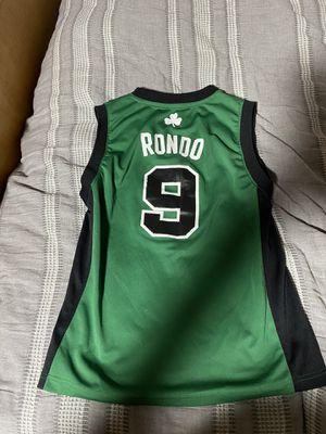Boston Celtics Rajon Rondo kids jersey for Sale in Lynnfield, MA