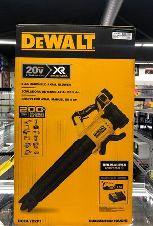 DEWALT BLOWER for Sale in Dallas, TX