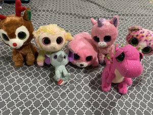 Big eyed stuffed animals for Sale in Hayward, CA