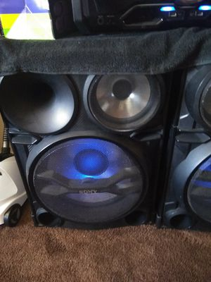 Sony Stereo System for Sale in Fresno, CA