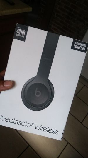 Beats Solo3wireless for Sale in Columbus, OH