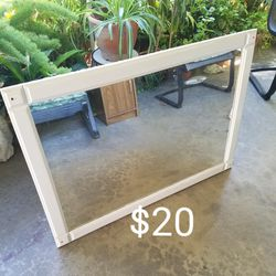 Mirror With Wood Frame for Sale in Lakewood,  CA