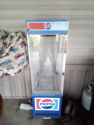 Pepsi cooler for Sale in Alexandria, LA