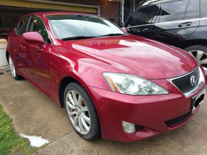 2008 08 lexus is250 is 250 AWD fully loaded 156k for Sale in Parma, OH