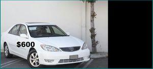 Price$600 Toyota 2002 for Sale in Bernice, LA