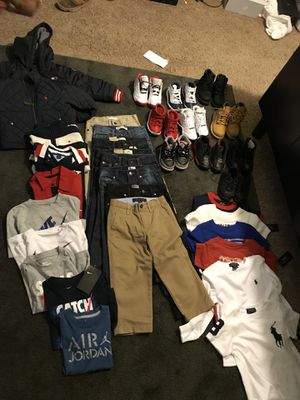 Kids clothes and shoes & coats for Sale in Columbus, OH