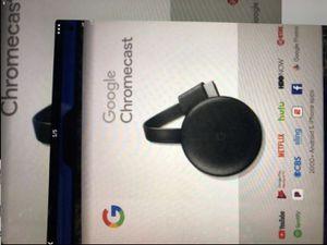 Google Chromecast for Sale in Portland, OR