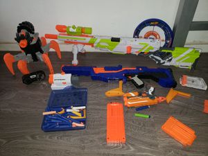 Nerf guns for Sale in Mesa, AZ