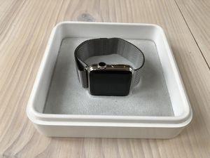 Apple Watch 38mm Stainless Steel for Sale in Bellevue, WA