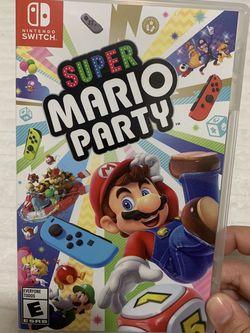 Super Mario Party For Nintendo Switch for Sale in Miami,  FL