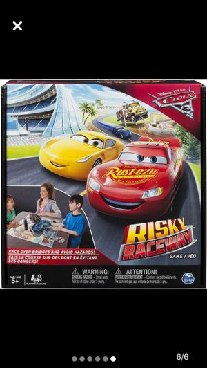 Cars 3 board game for Sale in Clearwater, FL