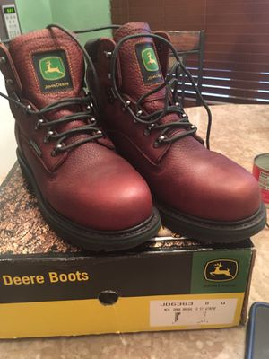 John deere boots for Sale in Oklahoma City, OK