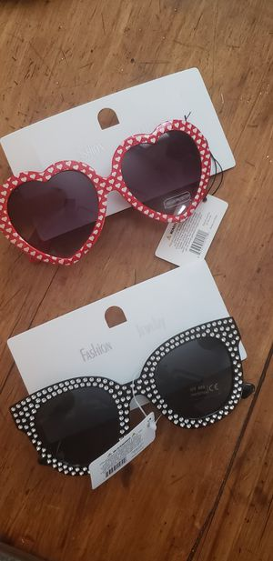 $5 for Both....Cute Summer Sunglasses for Sale in Colorado Springs, CO