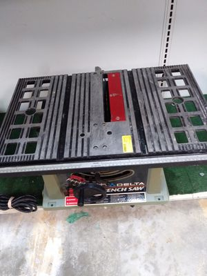 Bench Saw for Sale in Sebring, FL