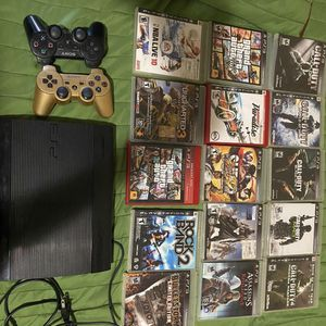 PS3 And Games for Sale in Houston, TX