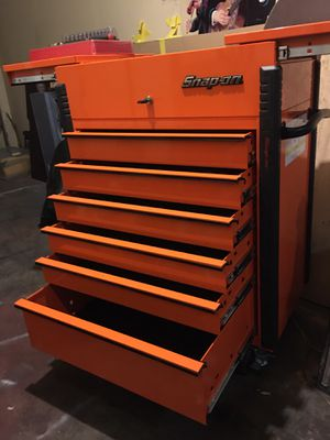 Snap-On roll cart tool box for Sale in Puyallup, WA