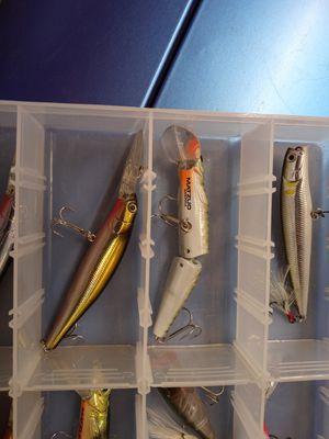 Fishing jigs (Make offer) for Sale in Norwalk, CA