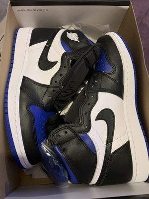 Jordan 1 Royal toe size 5 1/2 for Sale in New Orleans, LA