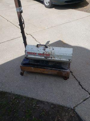 reddy heater. 50,000 btu for Sale in Saginaw, MI
