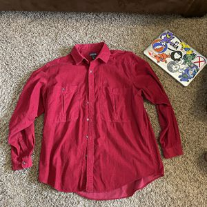 Vintage Patagonia Corduroy Flannel for Sale in Frankfort, IL