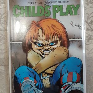 Original Childs Play Comic for Sale in Fontana, CA