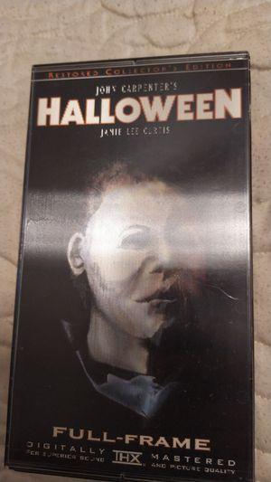 Halloween vhs full for Sale in Doral, FL