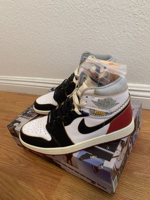 Union Los Angeles LA Air Jordan 1 High Nike for Sale in Whittier, CA
