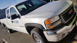 2006 GMC Sierra 2500Hd for Sale in Los Angeles, CA