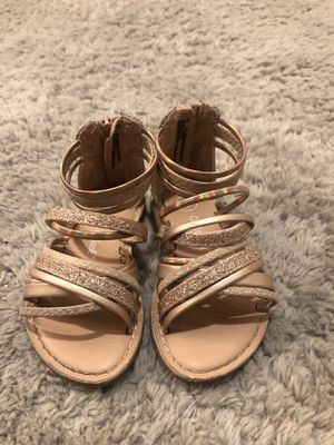 Size 5 Babygirl sandals for Sale in Santa Ana, CA