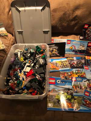 Over 30 LEGO sets and Manuals for Sale in St. Louis, MO