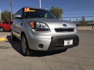 2010 Kia Soul + Hatchback for Sale in Las Vegas, NV