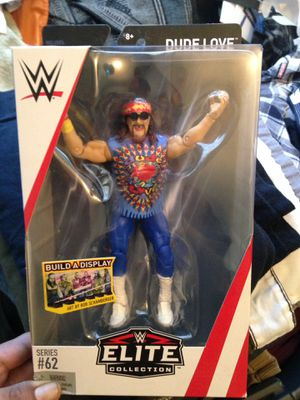 WWE Dude Love Action Figure for Sale in San Diego, CA