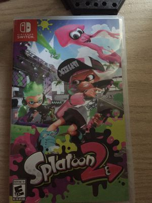 SPLATOON 2 for Sale in Monterey Park, CA