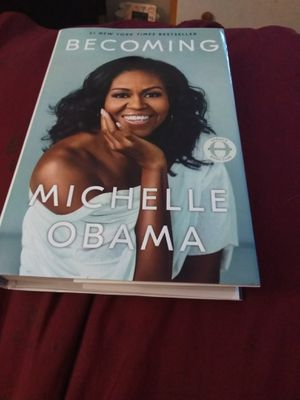 """Brand NEW """"Becoming"""" Hard Cover, by Michelle Obama for Sale in Nashville, TN"""