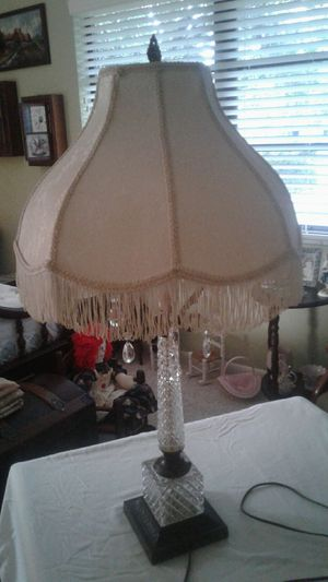 Antique lamp for Sale in Homosassa, FL