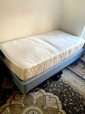 Bed Mattress and bed frame and bed base for Sale in Union City, CA