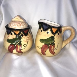 Vintage Alco Industries Sugar And Creamer Set for Sale in Lynwood, CA