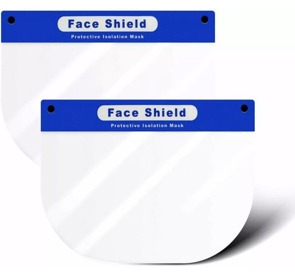 Isolation Face Shield