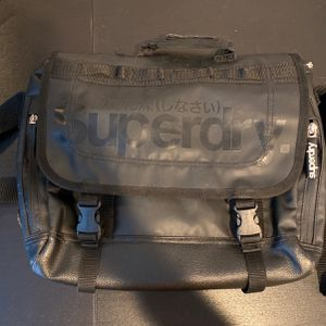 SuperDry Mini Messenger Bag for Sale in Seattle, WA