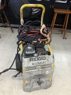Ridgid Rd80745 pressure washer for Sale in Phoenix, AZ