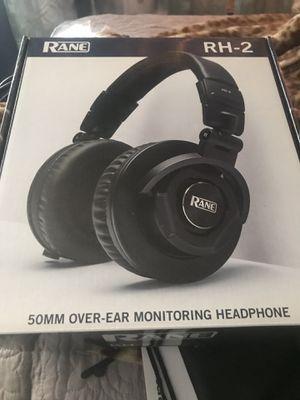 Rane rh-2 headphone DJ for Sale in Fort Lauderdale, FL