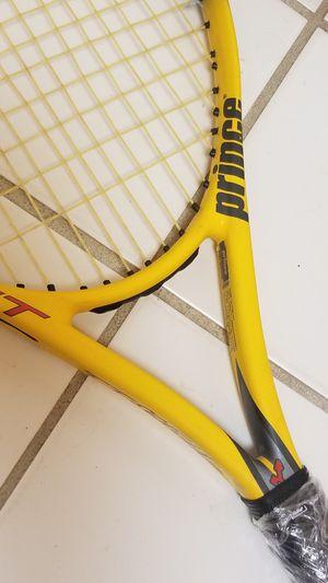 Prince Triple Threat scream OS tennis racket for Sale in Atlanta, GA
