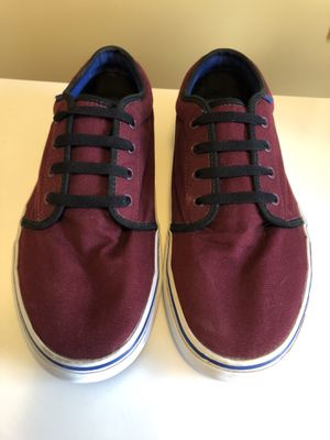 Vans T376 Men's Canvas shoes SZ12 for Sale in Kansas City, KS