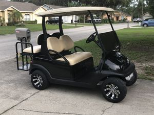 club cart precedent, 2018 mint condition for Sale in Plant City, FL