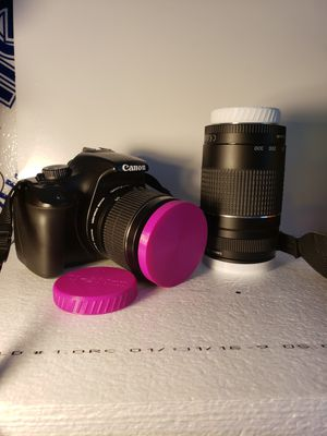 Canon lens dust cover set (1 front & 1 rear) replacement for Sale in Glen Rock, PA