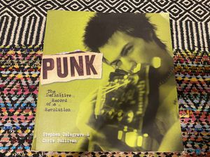 History of punk coffee table book for Sale in New Haven, CT